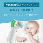在庫あり 体温計 非接触電子温度計 おでこ 赤外線 赤ちゃん 子供 大人 温度計 電子体温計 学校 企業 額温度計 家庭用 計測計 地下鉄駅など