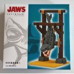 ナノブロック ジョーズ nanoblock  JAWS 吊るされ【ユニバーサル・スタジオ・ジャパン限定商品】