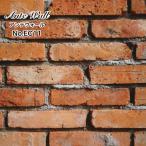 アンティークレンガ レンガ 壁用 レンガタイル 赤煉瓦 ブリック 赤レンガ(アンテウォール EC11 バラ販売)