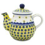 ショッピングティーポット ティーポット0.6L No.240 Ceramika Artystyczna ( セラミカ / ツェラミカ ) ポーリッシュポタリー