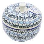 ポーリッシュポタリー リンゴポット No.802 Ceramika Artystyczna ( セラミカ / ツェラミカ )