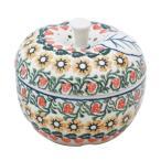 ポーリッシュポタリー リンゴポット No.858 Ceramika Artystyczna ( セラミカ / ツェラミカ )