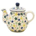 ティーポット0.6L No.359 Ceramika Artystyczna ( セラミカ / ツェラミカ ) ポーリッシュポタリー