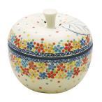 ポーリッシュポタリー リンゴポット No.2321X Ceramika Artystyczna ( セラミカ / ツェラミカ )