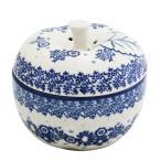 ポーリッシュポタリー リンゴポット No.2327X Ceramika Artystyczna ( セラミカ / ツェラミカ )