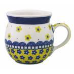マグカップ0.25L No.240 おしゃれなポーランド食器Ceramika Artystyczna ( セラミカ / ツェラミカ )