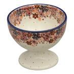 セラミカ(ツェラミカ) ブロッサム アイスクリームカップ|ポーリッシュポタリー ポーランド陶器 ポーランド食器