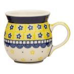 セラミカ(ツェラミカ) チェルシーリップマグ(0.25L)|ポーリッシュポタリー ポーランド陶器 ポーランド食器