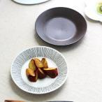 黒花 3.8寸小皿 ミニプレート 丸皿 醤油皿 漬物皿 フルーツプレート レトロ ビンテージ 沖縄古家風 和食器 国産 美濃焼