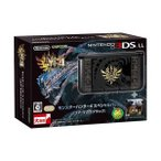 ショッピングスペシャルパック 3DS LL本体同梱版 モンスターハンター4 スペシャルパック (ゴア・マガラブラック)(新品・即納)