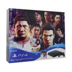 プレイステーション4 HDD 500GB 龍が如く6 Starter Limited Pack ジェット・ブラック CUHJ-10014(新品・即納)