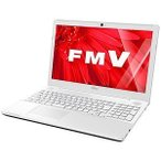 富士通FMV LIFEBOOK AH50/X FMVA50XWP(Office無し・展示品)