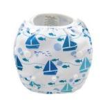 ベビー スイミング パンツ ヨット柄 赤ちゃんの水遊びに。洗って使えて経済的!