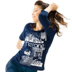 【チャコット公式(chacott)】7分袖Tシャツ