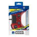 ホリパッドFPSプラス for PlayStation4 レッド