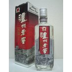 瀘州老窖 (ろしゅうろうこう) 頭曲 白酒 角型タイプ 53度 500ml