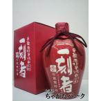 小牧醸造 全量芋焼酎 一刻者 赤 (いっこもんあか) 石甕貯蔵 陶器瓶 (赤色ボトル) 27度 720ml