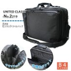 ビジネスバッグ メンズ ブリーフケース モバイル 多機能 2219 カジュアル 出張  特大A3対応 United Classy 10,000本突破