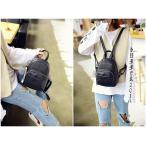 SURCHAR リュック レディース おしゃれ 大人 リュック 可愛い ミニリュック シンプル ミニ バッグ ファッション 4色 ブラック