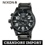 ニクソン NIXON 腕時計 メンズ A083-001 クロノグラフ A083001