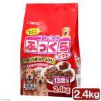 サンライズ ゴン太のふっくらソフト 13歳以上用 2.4kg(200g×12パック) ドッグフード 超高齢犬用 関東当日便