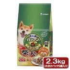 ゲインズパックン 柴犬用 2.3kg ドッグフード 小分け (260g×5袋) 関東当日便