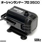 50Hz カミハタ オーシャンランナープロ3500 50Hz(東日本用) 関東当日便