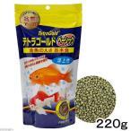 テトラ ゴールド ベーシック 220g 金魚のえさ 関東当日便