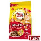 ミオ ドライミックス お肉とお魚ミックス味 1.2kg キャットフード ミオ 関東当日便