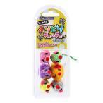 キャティーマン じゃれ猫 よりどりチューチュー(6匹) セット 猫 猫用おもちゃ ねずみ 関東当日便