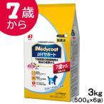 ペットライン メディコート pHサポート 7歳から 高齢犬用 小粒 3kg (500g×6袋) 関東当日便
