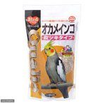 クオリス オカメインコ(皮ツキタイプ) 550g 鳥 フード 餌 えさ 種 穀類 関東当日便