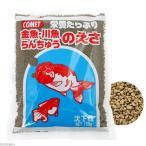 コメット 金魚・川魚・らんちゅうのえさ 130g 金魚のえさ 関東当日便