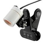マルカン ワンタッチスタンド OS-210 爬虫類 ライト 照明 保温球 UV球 クリップスタンド 関東当日便