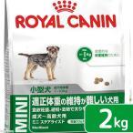 ロイヤルカナン SHN ミニ ステアライズド 成犬・高齢犬用 2kg 正規品 3182550807043 ジップ付 関東当日便