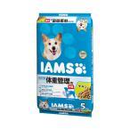 アイムス 体重管理用 チキン 5kg 正規品 ドッグフード IAMS 成犬用 関東当日便
