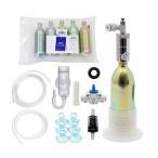 CO2フルセット チャームオリジナル コンパクトレギュレーター AセットDX(6mm対応) 沖縄別途送料