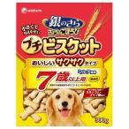 銀のさら きょうのごほうびプチビスケット ミルク風味 7歳以上用 300g 犬 おやつ 高齢犬用 関東当日便