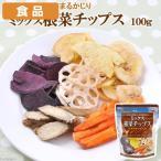 食品 ミックス根菜チップス 100g 関東当日便