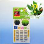 水草一番 栄養ブロック 9粒入+おまかせクリプトコリネ(1ポット分) 本州・四国限定
