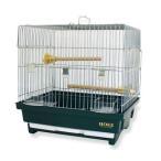 HOEI ハートフルハウスS ダークグリーン 鳥かご 飼育ケージ 関東当日便