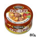 ペットライン ごちそうタイム 牛肉&ごろごろ野菜 80g 関東当日便