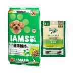 アイムス 成犬用 健康維持用 チキン 小粒 5kg グリニーズ プラス 成犬超小型犬用 6本 1袋のおまけ付