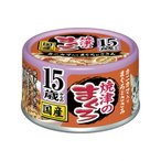アイシア 15歳からの焼津のまぐろ カニカマ入 70g キャットフード 国産 2缶入り 関東当日便