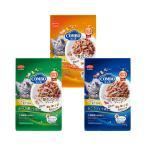 アソート コンボ キャット 成猫用 700g(小分けパック:140g×5袋) 3種各1袋 国産 関東当日便