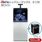 (大型)50Hz レッドシーマックスE-170 ホワイト 東日本用+ TECO クーラー TK500 セット 別途大型手数料・同梱不可・代引不可