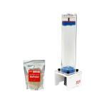 ゼンスイ ZEST マルチメディアリアクターセットM + バイオペレット500ml 60Hz 西日本用 関東当日便