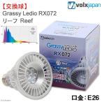 交換球 ボルクスジャパン Grassy LeDio RX072 Reef/リーフ 沖縄別途送料 関東当日便
