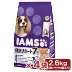 箱売り アイムス 7歳以上用 健康サポート ラム&ライス 小粒 2.6kg 1箱4袋入り 関東当日便