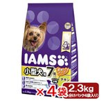 箱売り アイムス 7歳以上用 小型犬用 チキン 小粒 2.3kg 1箱4袋入り 関東当日便